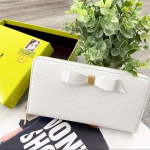 Ted Baker Aine Bow Wallet